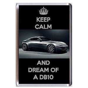 Dream of DB10 Fridge Magnet