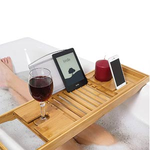 Extendable Luxury Kindle Rest