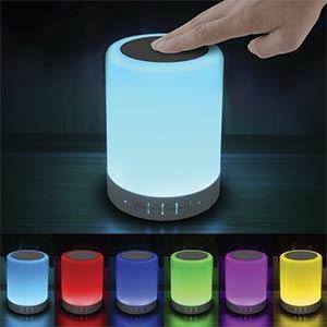 Touch Sensor Bedside Lamp