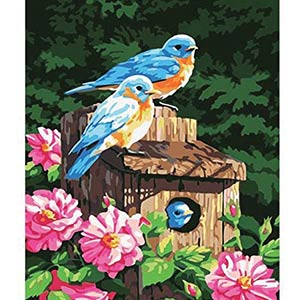 Bird Lover Jigsaw Puzzle