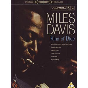 Miles Davis Kind Of Blue CD