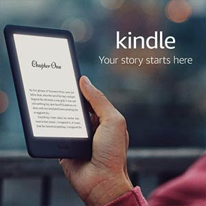 Kindle With Built-in Front Light