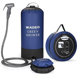 Portable Pressure Outdoor Shower