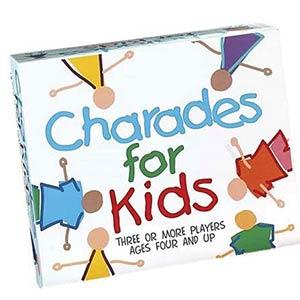 Charades For Kids GamePRINGLES