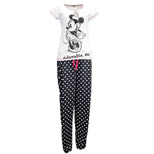 Womens Minnie Mouse Pyjamas