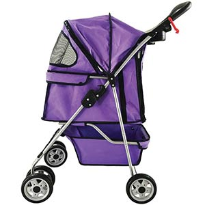 Travel Stroller Dog Puppy Jogger