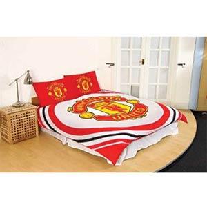 Manchester United Double Duvet