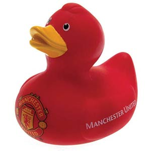 Manchester United Rubber Duck
