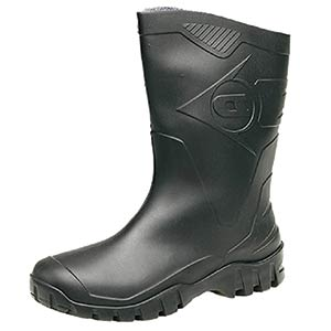 Dunlop Half-Height Wellies