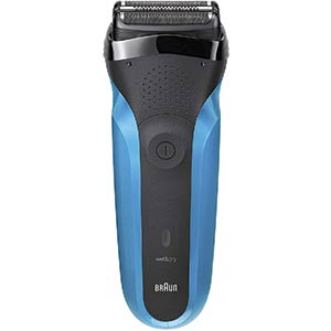 Braun Wet and Dry Electric Shaver