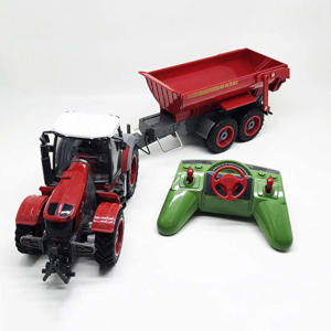 Remote Control Farmer Car