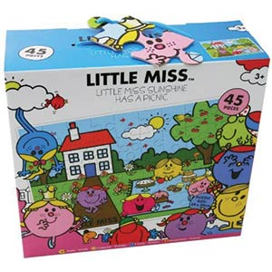 Little Miss Large Puzzle