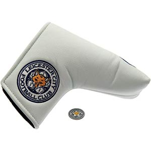 Leicester City Putter Head Cover