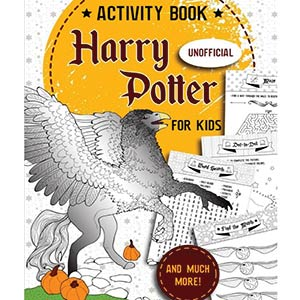 Harry Potter Activity Book