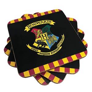 Hogwarts Set of 4 Coasters