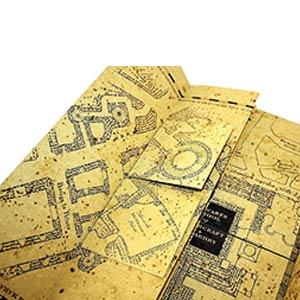 Harry Potter Marauders Map Replica