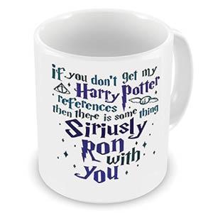 Harry Potter Novelty Mug