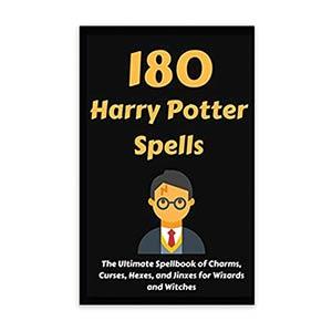 180 Harry Potter Spells