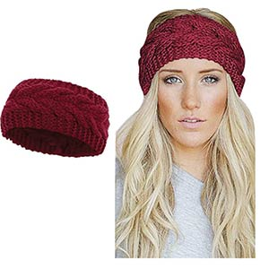 Chunky Knitted Headband