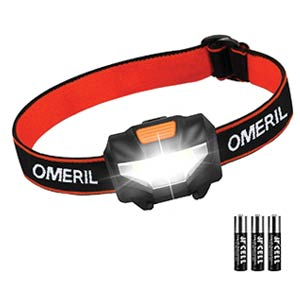 LED Jogger Head Torch