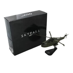 Skyfall Helicopter Model Toy