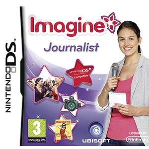 Imagine Journalist Nintendo DS