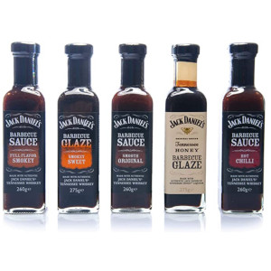 Jack Daniels Sauce Gift Set
