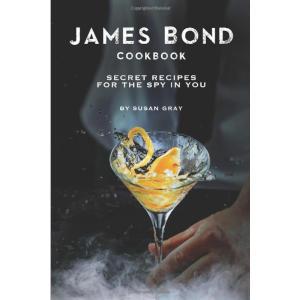 James Bond Cookbook