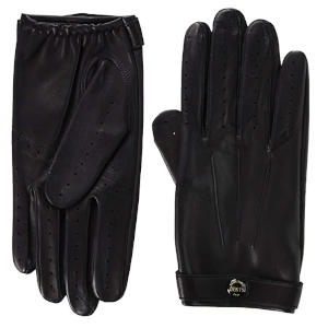 James Bond Spectre Perforated Leather Driving Gloves