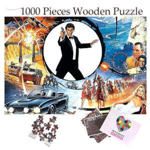 James Bond 1000 Piece Puzzle
