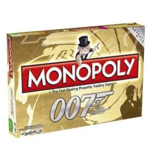 James Bond Monopoly Game