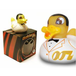 James Bond Rubber Duck