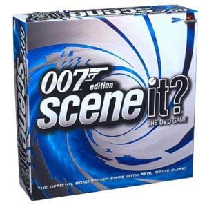 James Bond Scene It DVD Game