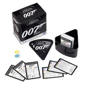 James Bond Trivial Pursuit Game