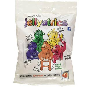 Jelly Babies Novelty Retirement