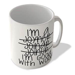 Joiner Novelty Mug