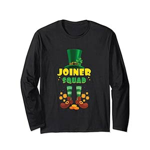 Joiner Squad Long Sleeve T Shirt