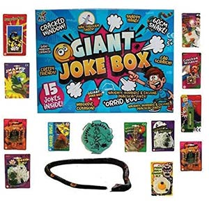 Giant Joke Box