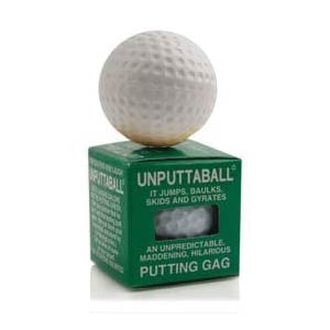 Joke Golf Ball