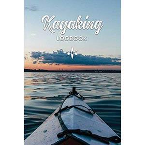 Kayak Canoeing Log Book Journal