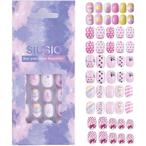 5 Pack Children Nails