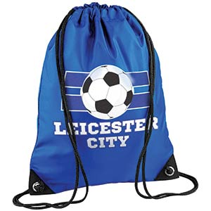 Leicester City Kids Bag