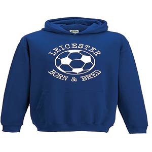Leicester City Football Hoodie
