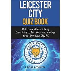 Leicester City Quiz Book