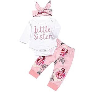 Little Sister Romper Set