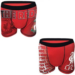 Liverpool FC Boxer Shorts