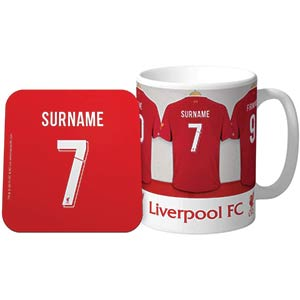 Personalised Mug & Coaster Set