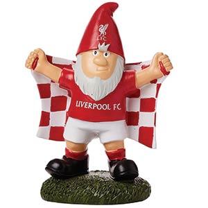 Liverpool FC Garden Gnome