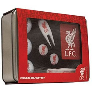Liverpool FC Golf Gift Set