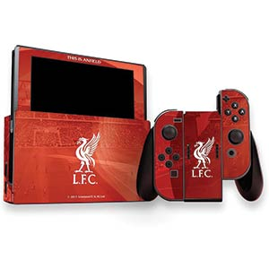 Liverpool FC Nintendo Switch Console